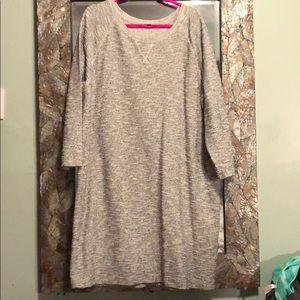 Gap Marled sweater dress XXL